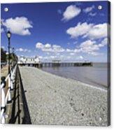 Penarth Pier 4 Acrylic Print