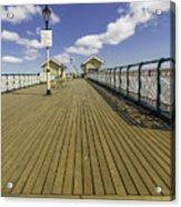 Penarth Pier 7 Acrylic Print
