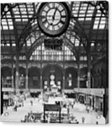 Pennsylvania Station, Interior, New Acrylic Print
