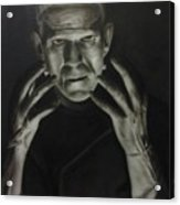 People- Frankenstein's Monster Acrylic Print