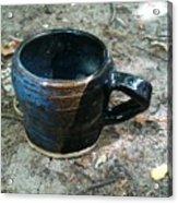 Petite Tea Cup Acrylic Print