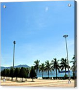 Pham Van Dong Beach Acrylic Print