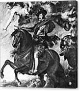 Philip Iv (1605-1665) Acrylic Print