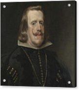 Philip Iv Of Spain Acrylic Print