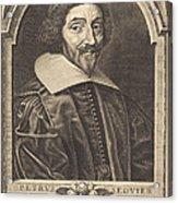 Pierre Seguier Acrylic Print