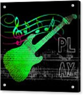 Play 3 Acrylic Print