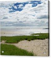 Plymouth, Massachusetts, Beach Acrylic Print