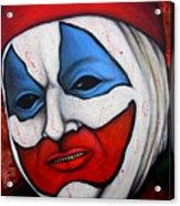 Pogo The Clown Acrylic Print