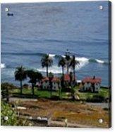Point Loma Lighthouse 2 Acrylic Print