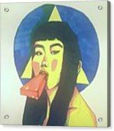 Popsicle  Acrylic Print