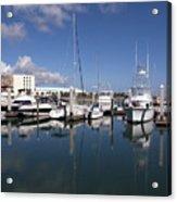 Port Canaveral Florida Usa Acrylic Print