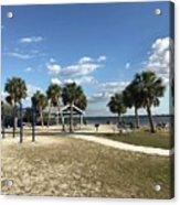 Port Richey, Florida Acrylic Print