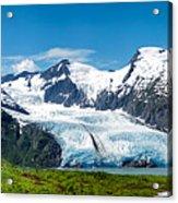 Portage Glacier Acrylic Print