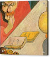 Portrait Of Jacob Meyer De Haan Acrylic Print