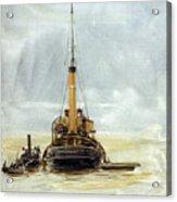 Portsmouth Acrylic Print