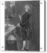 President John Adams - Two Acrylic Print