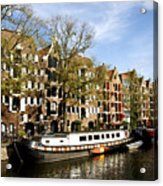 Prinsengracht Acrylic Print