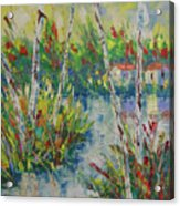 Provence South Of France Acrylic Print