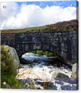 Ps I Love You Bridge In Ireland Acrylic Print
