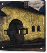 Pskov Acrylic Print