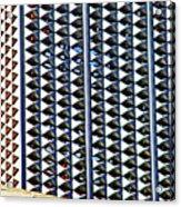 Pueblo Downtown Design 3 Acrylic Print