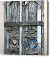 Puerta De Madera . Acrylic Print