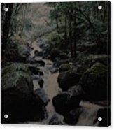 Puerto Rico Water Acrylic Print