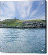 Puffin Island Acrylic Print