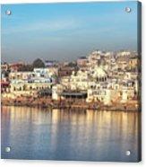 Pushkar - India Acrylic Print