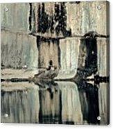 Quarry Acrylic Print