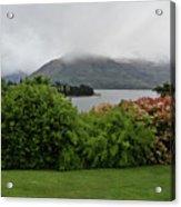 Queenstown, New Zealand Acrylic Print