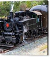 Quincy Railroad No. 2 Acrylic Print