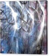 Rain IIi Acrylic Print