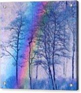 Rainbow Magic Acrylic Print