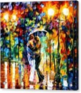 Rainy Dance Acrylic Print