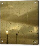 Rainy Days And Mondays Acrylic Print