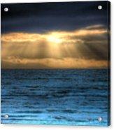 Rays Of Light 2 Acrylic Print
