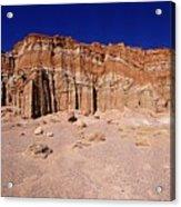 Red Rock Canyon Mojave Desert Acrylic Print