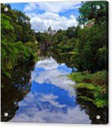 Reflected View 2 Acrylic Print