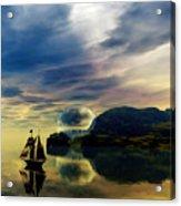 Reflection Bay Acrylic Print