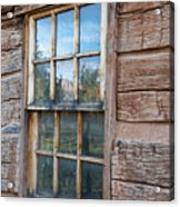 Reflections Of Time Acrylic Print