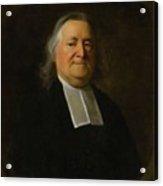 Reverend Joseph Sewall Acrylic Print