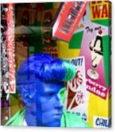 Ricky Acrylic Print