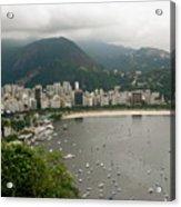 Rio De Janeiro Vi Acrylic Print