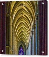 Rising Prayer Acrylic Print