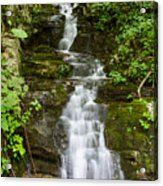 Roadside Waterfall Acrylic Print