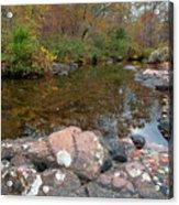 Rocky Creek Acrylic Print