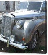 Rolls Royce Silver Wraith Acrylic Print