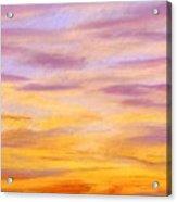 Rowlett Sky Acrylic Print