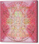 Sacred Symbols Out Of The Void 1b Acrylic Print